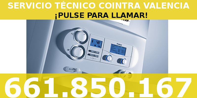Servicio t cnico cointra valencia for Servicio tecnico calderas valencia